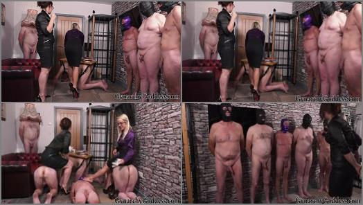 Goddess Gynarchy  NWO Human Furniture  preview