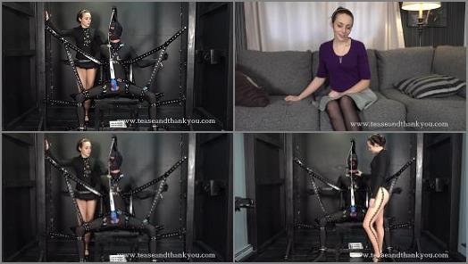 Forced Orgasm – Lucid Lavender – I Challenge You Magic Michael