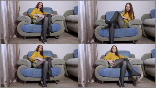 Russian Queen M  My isters Nylon Foot Worship preview