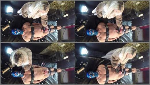 Milking – Welcome to Calea Toxic – Deepthroat Training Pumped Balls (Promo Cut)