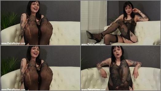 Mistress Petra Hunter  Cei For Mistress Petras Dirty Stockings preview