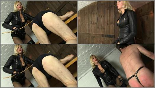 Sado Ladies  Wakeup Caning   Mistress Akella  preview