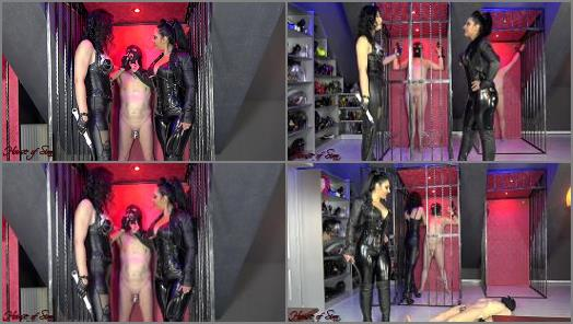 Female Domination – House Of Sinn – Chattel Shopping For The House Of Sinn
