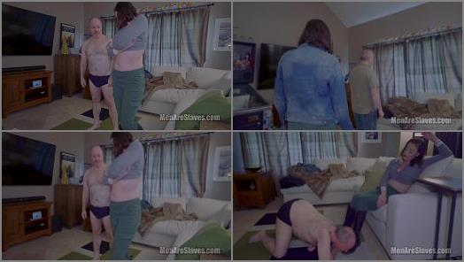 Femdomboot – Men Are Slaves – You Finally Got Here, Part 1 –  Sovereign Syre