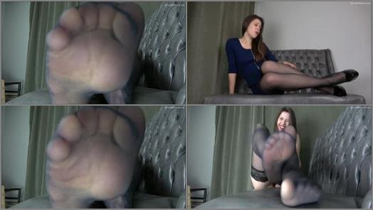 Miss Melissa  Punished By My Nylon Feet  preview