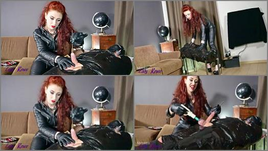 Bondage Male – Mistress Lady Renee – Pumped And Sounded