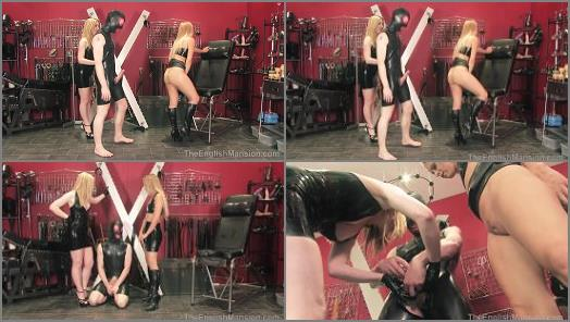 The English Mansion  Agony For Ecstacy  Complete Movie   Miss Suzie and Mistress Sidonia  preview