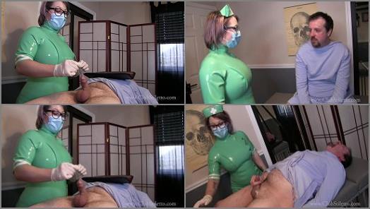 Club Stiletto FemDom  6 Months Between Orgasms   Ms Sinstress  preview