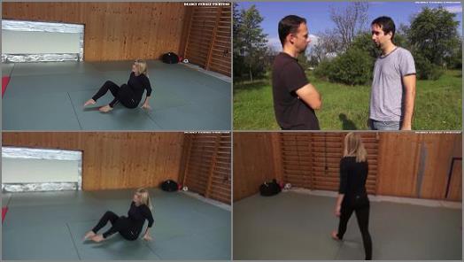 Deadlyfemalefighters - Deadly Female Fighters – Dangerous Ballet Dancer -  Darya