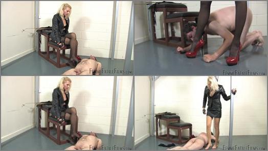 Femme Fatale Films  Akellas Foot Slave  Complete Film   Mistress Akella  preview