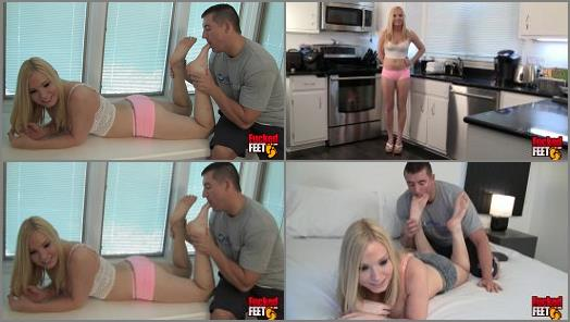 Fucked Feet  A Social Media Sensations First Foot Shoot   Tiff Bannister  preview