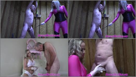 Ballbusting – THE MEAN GIRLS CLUB – Oh you want to get unlocked –  Goddess Platinum