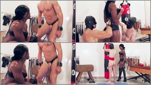 2 Slaves – The English Mansion – Mistress Kiana's Workout – Complete Movie –  Mistress Kiana