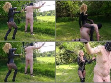 Leather Domina - The English Mansion – Two-Way Whipping – Part 1 -  Miss Suzanna Maxwell