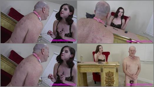 Miamimeangirls – The Mean Girls – Electrifying My Elderly Idiot –  Princess Dandy