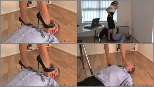 Femme Fatale Films  Corrective Therapy  Complete Film   Mistress Anna Regent  preview