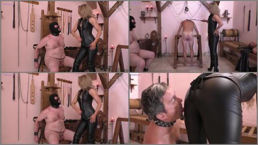 Mistress Courtney  Three Slaves For Mistress Courtney  preview