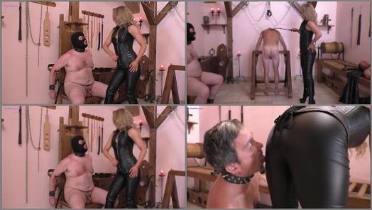 Bondage Male – Mistress Courtney – Three Slaves For Mistress Courtney