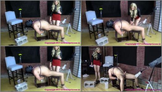 BRAT PRINCESS 2  LOLA  EDGES A TOILET IN TRAINING PART 2  preview