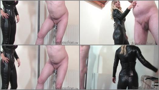 Femme Fatale Films  Clamping To Extremes  Complete Film   Mistress Vixen  preview