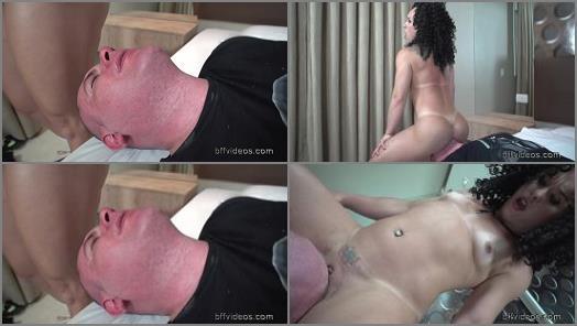 Facesit – BFF Videos – Buried Under Cristina Herrera Perfect Ass Pt.2