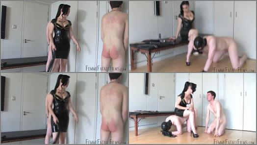Femme Fatale Films  Team Slave  Complete Film  Lady Sophia Black  preview