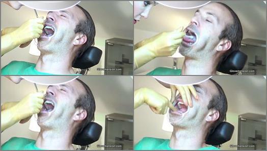 Glove Mansion  Dental fetish exam   Fetish Liza  preview
