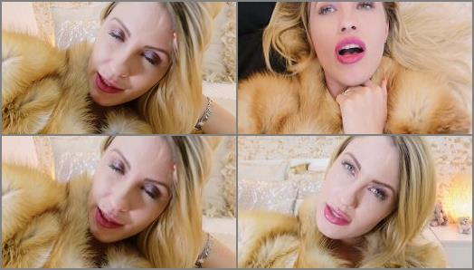 Dirty Talk Online – Goddess Natalie starring in video 'Bday month tax'