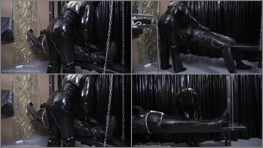 Lust And Pain  Rubber and Film  Part 1   Annita von Dix  preview