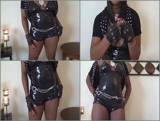 Mass Ritual JOI for All My Wank Robots of Tags Brutal Ebony Goddess Diva studio  preview