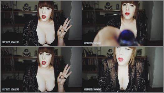 Download – Mistress Komakino in video 'Breathplay countdown joi'
