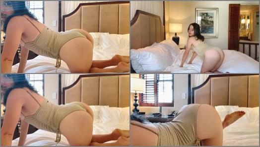 Princess Violette starring in video Luxurious Goddess Ass Worship  preview