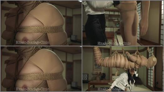 K2s.cc – Hinako Bondage Clinic – Nylon Kinbaku