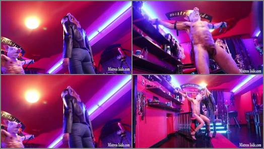 Female Domination – Mistress Iside starring in video 'CARNAGE BALLS'