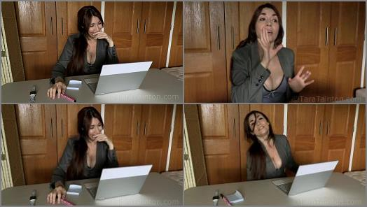 Tara Tainton in video Not NOW Honey Im in the Middle of a Meeting  preview