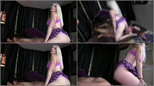 Face Sitting – Miss Madison in video 'When I'm Happy, they're Happy' of 'Club Stiletto FemDom' studio