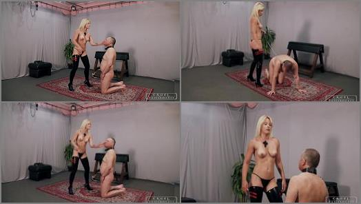 Mistress Anette starring in video Spinning head of CRUEL PUNISHMENTS  SEVERE FEMDOM studio preview
