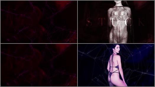 Pov –  Princess Miki – Erotic Paralysis Caught In My Web – Halloween