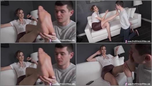 Uhd – Sablique starring in video 'Danni Auditions for a Porno' of 'Brat Princess 2' studio