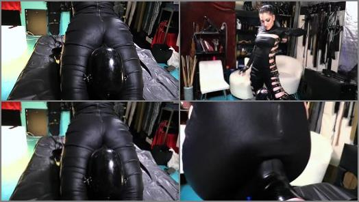 Teased  Smothered Ass Fiend of CybillTroy FemDom AntiSex League studio  preview