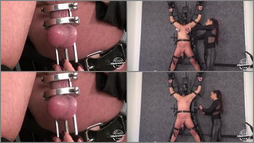 Amalie Von Stein starring in video Used At The Cross of Kinky Mistresses studio preview