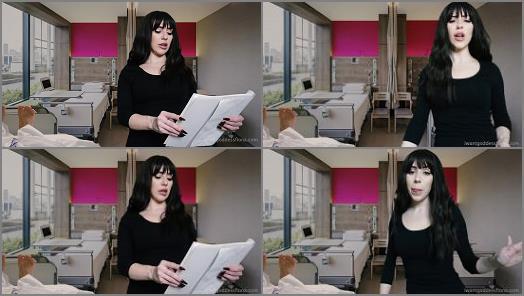 Sissy Slut – Goddess Fiona starring in video 'Sissification Academy (Sissy Gender Transformation)'