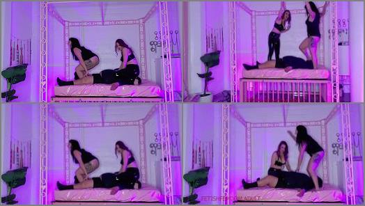 Lady Lila Stern starring in video Slave Trampling and smothering Ft Fetishsativa preview