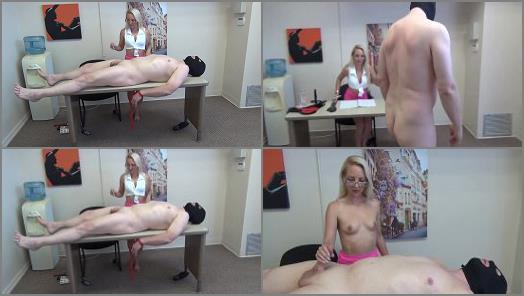 Lisas Foot Humiliation Beatdown and Cock Milking preview