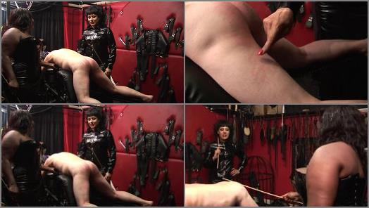 Madame Caramel starring in video Corporal Punishment Duo preview