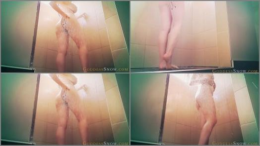 Goddess Alexandra Snow starring in video Shower With Me Uncensored preview
