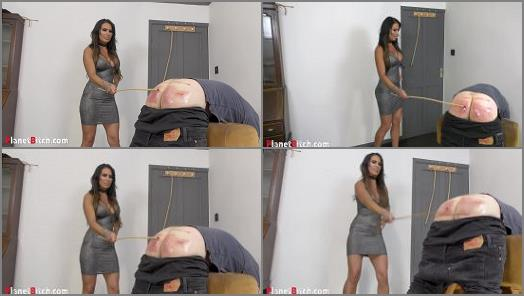 Corporal Punishment - Miss Kaska cane