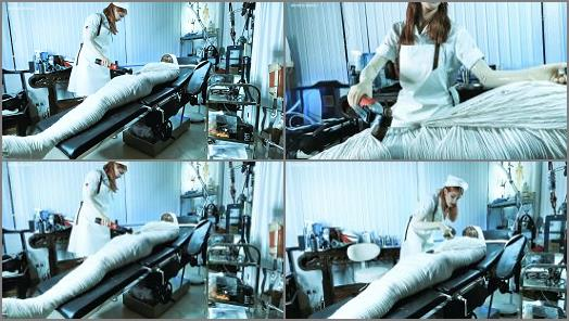 Mistress Euryale starring in video Wrapped and Extracted preview