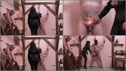 Mistress Real starring in video Mistress Real training slaves at OWK preview