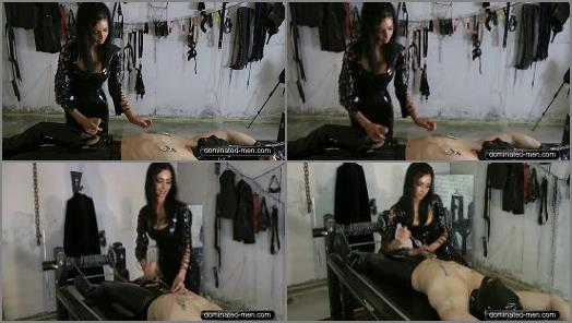 Mistress Zita starring in video Art of Domination Part1 of Dominated Men studio preview